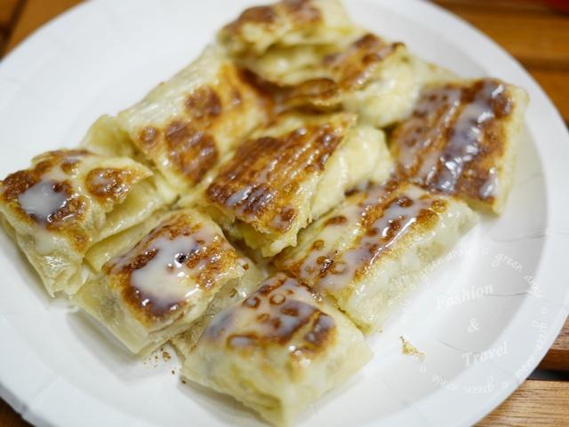 香蕉煎餅,在橘象泰早安就能吃到啦【台南美食】(已歇業)