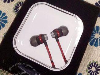 【開箱】聲海 SENNHEISER CX3.00 強勁重低音 扁線設計 耳道式耳機 @吳大妮
