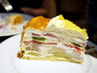 HARBS,水果千層蛋糕,果然名不虛傳來日本不吃會後悔【日本東京】 @吳大妮