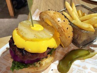 【台北美食】費尼餐廳Fanier ~每款漢堡都很推薦!!@台北內湖 (捷運西湖市場站) @吳大妮