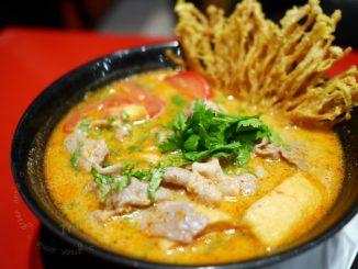 【台北】瓦城大心新泰式麵食~好吃的酸辣口感,讓人口水直流 @吳大妮。Annie