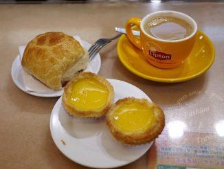 檀島咖啡餅店,~必吃蛋塔~~讓人一吃就愛上 @吳大妮