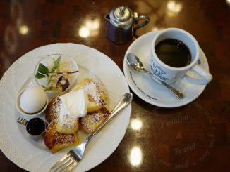 【日本名古屋】星乃珈啡~大力推薦早餐餐點和厚鬆餅 @吳大妮