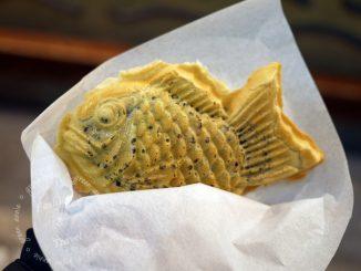 【日本名古屋】大須商店街~必吃美味鯛魚燒~銀のあん @吳大妮