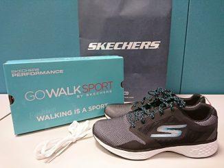 【球鞋】第一次購入STECHERS GOWALK SPORT~鞋底軟Q好穿 @吳大妮