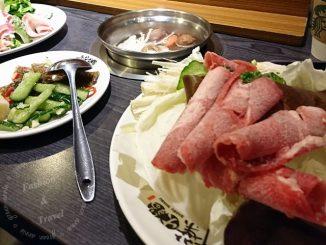 千葉火鍋,吃到飽~食材種類多。熟食區也超豐富【新北火鍋】 @吳大妮