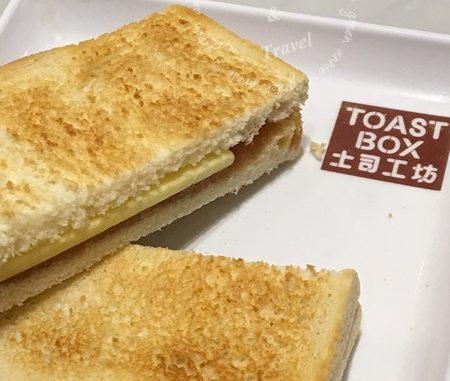 土司工坊Toast Box,大直家樂福大食代【台北美食】 @吳大妮