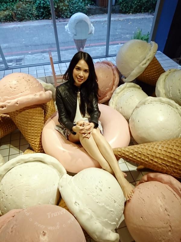 I'mTalato,我是塔朵拉,愛台灣的義大利冰淇淋,IG、FB打卡勝地~拍起來夢幻又可愛(文末附影片)