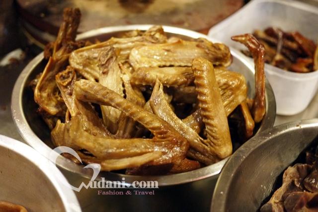 夥記鴨肉冬粉,超入味煙燻鴨肉與魯味~來墾丁也要來恆春吃喝玩樂