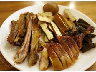 夥記鴨肉冬粉,超入味煙燻鴨肉與魯味~來墾丁也要來恆春吃喝玩樂 @吳大妮