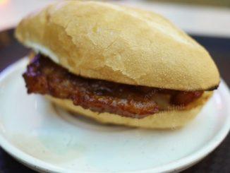 大利來記豬扒包,澳門人氣國民美食~威尼斯人和大三巴旁都吃到 @吳大妮
