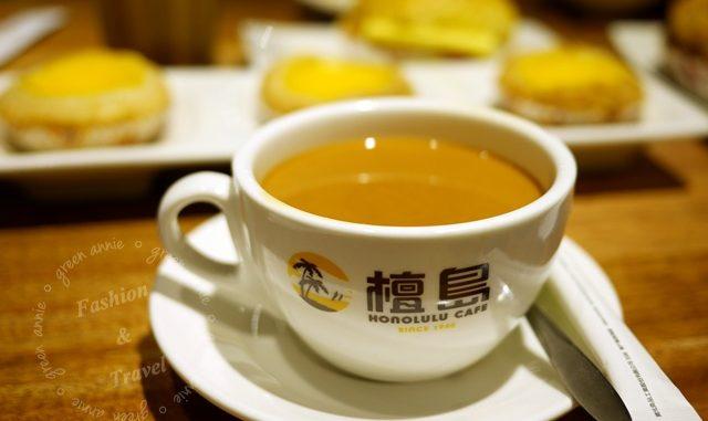 檀島香港茶餐廳,Honolulu Cafe~香港檀島咖啡台灣分店@新光三越A11 @吳大妮