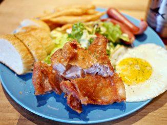 牧熊小館,台中巷弄裡的人氣早午餐,IG打卡熱點~餐點也很推薦 @吳大妮