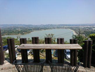 雲仙境悠然部落,可攜外食來野餐,喝咖啡、泡茶看風景@高雄 @吳大妮