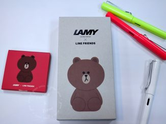LAMY-LINE FRIENDS 熊大