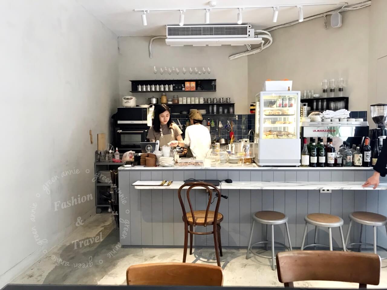 台北咖啡廳,初訪 true from 巷弄裡的舒適空間就坐下來喝杯咖啡
