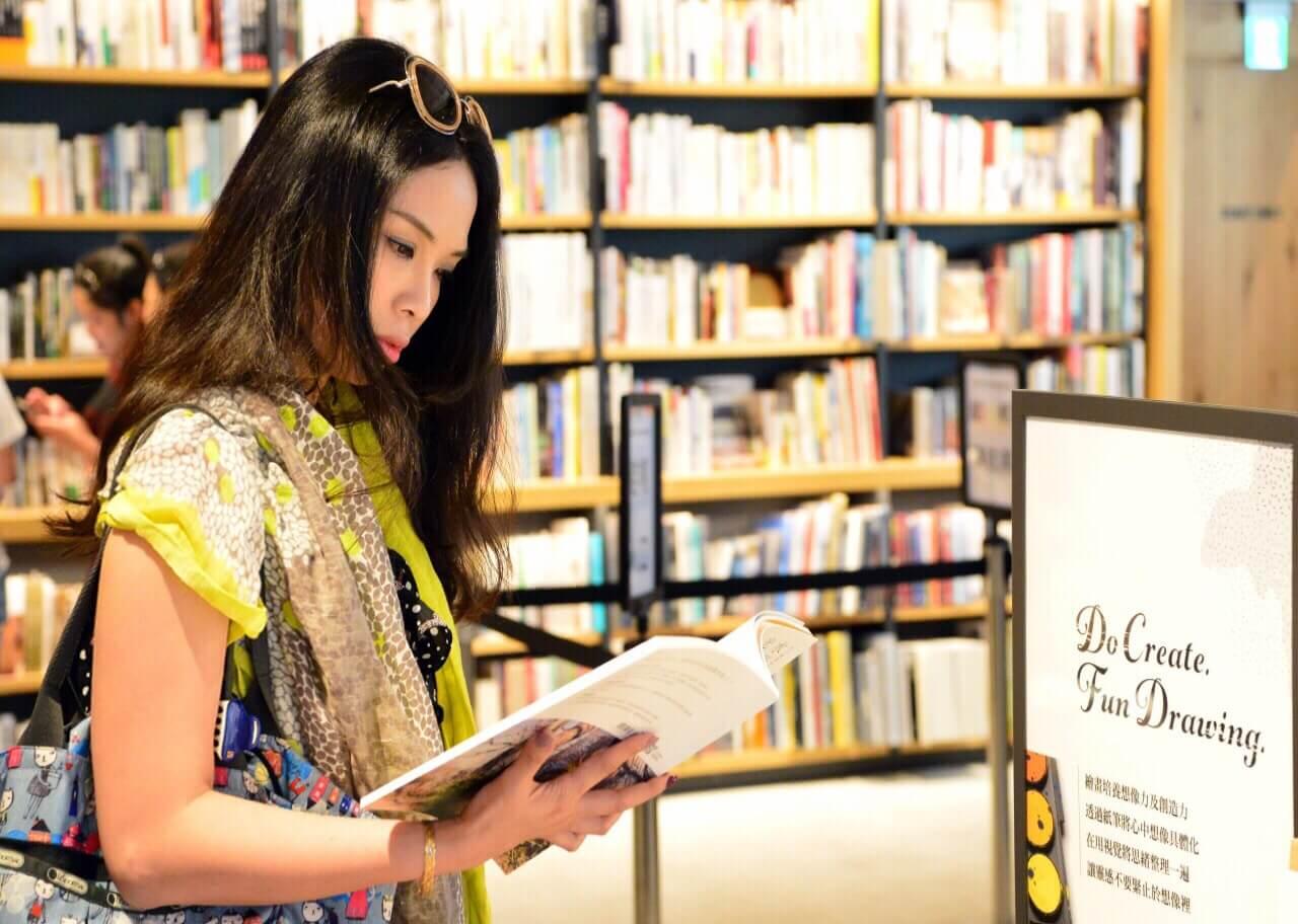 蔦屋書店Tsutaya Books 台中T&R廣場全新開幕