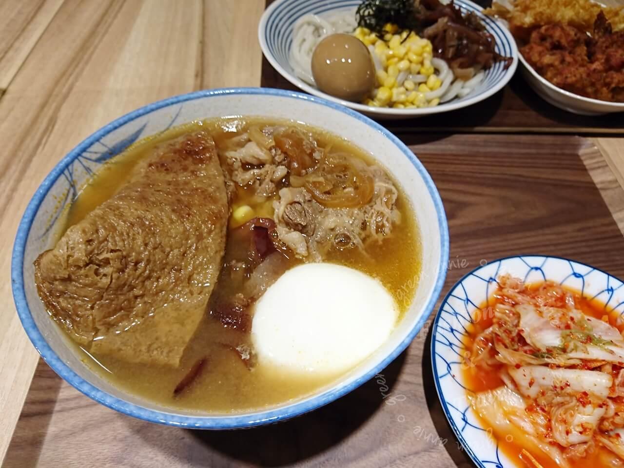 香川屋讚岐烏龍麵