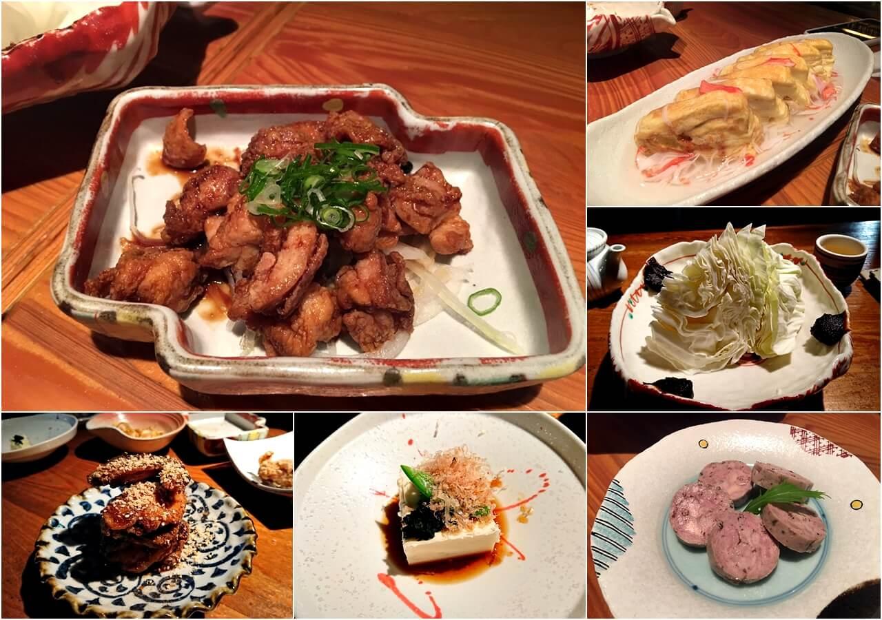捷運中山站:hanabi(はなび)居酒屋,餐點好吃值得來試試