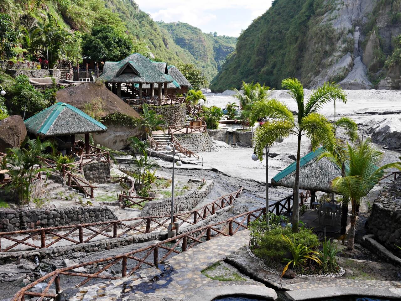 菲律賓Clark克拉克溫泉SPA