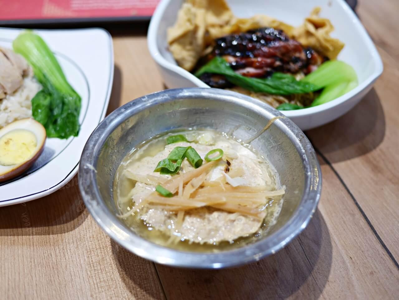 台灣海記醬油雞