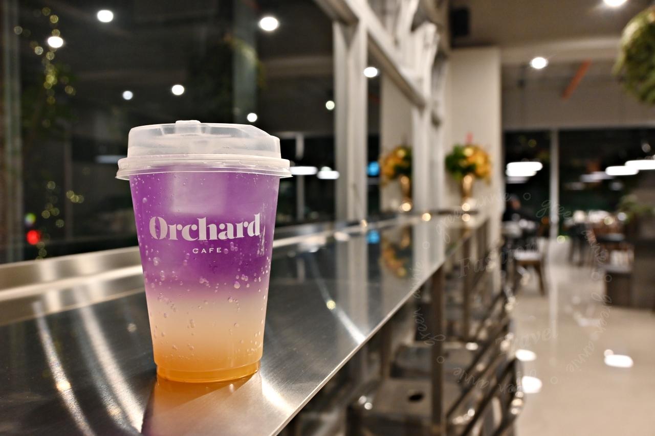 Orchard CAFE 捷運中山國小站(附菜單)