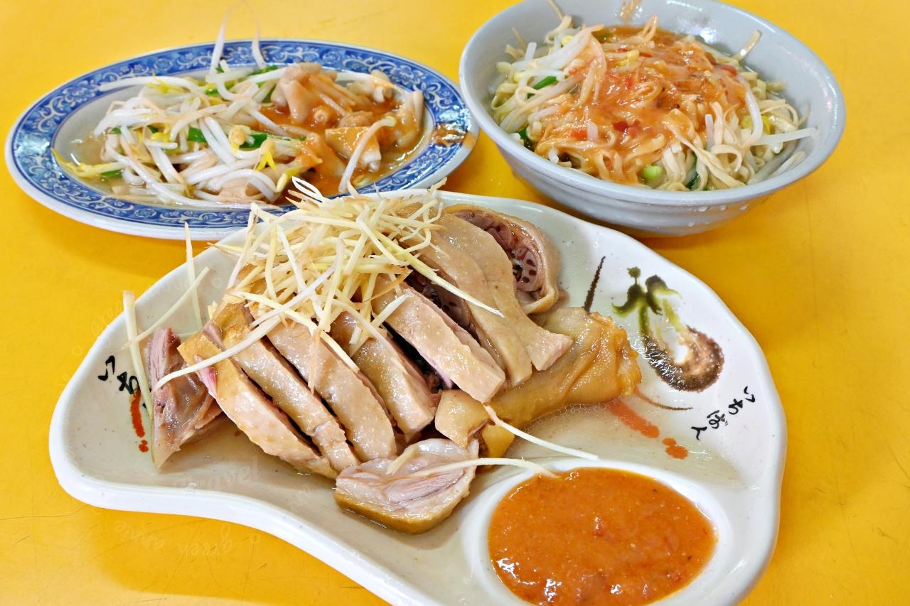 蘆洲美食:湧蓮寺市場裡鵝媽媽鵝肉(附菜單)