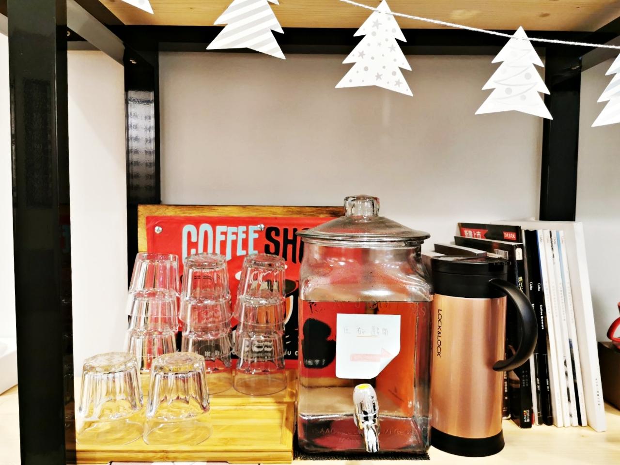 蘆洲咖啡廳-時間之旅 Time Travel Coffee Roaster