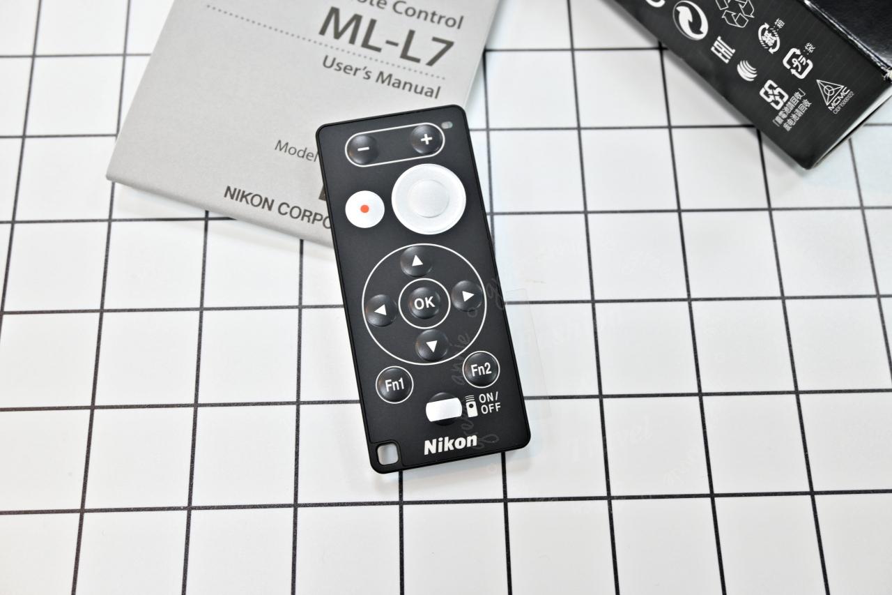Nikon Z50 EN-EL25電池、ML-L7藍芽遙控器