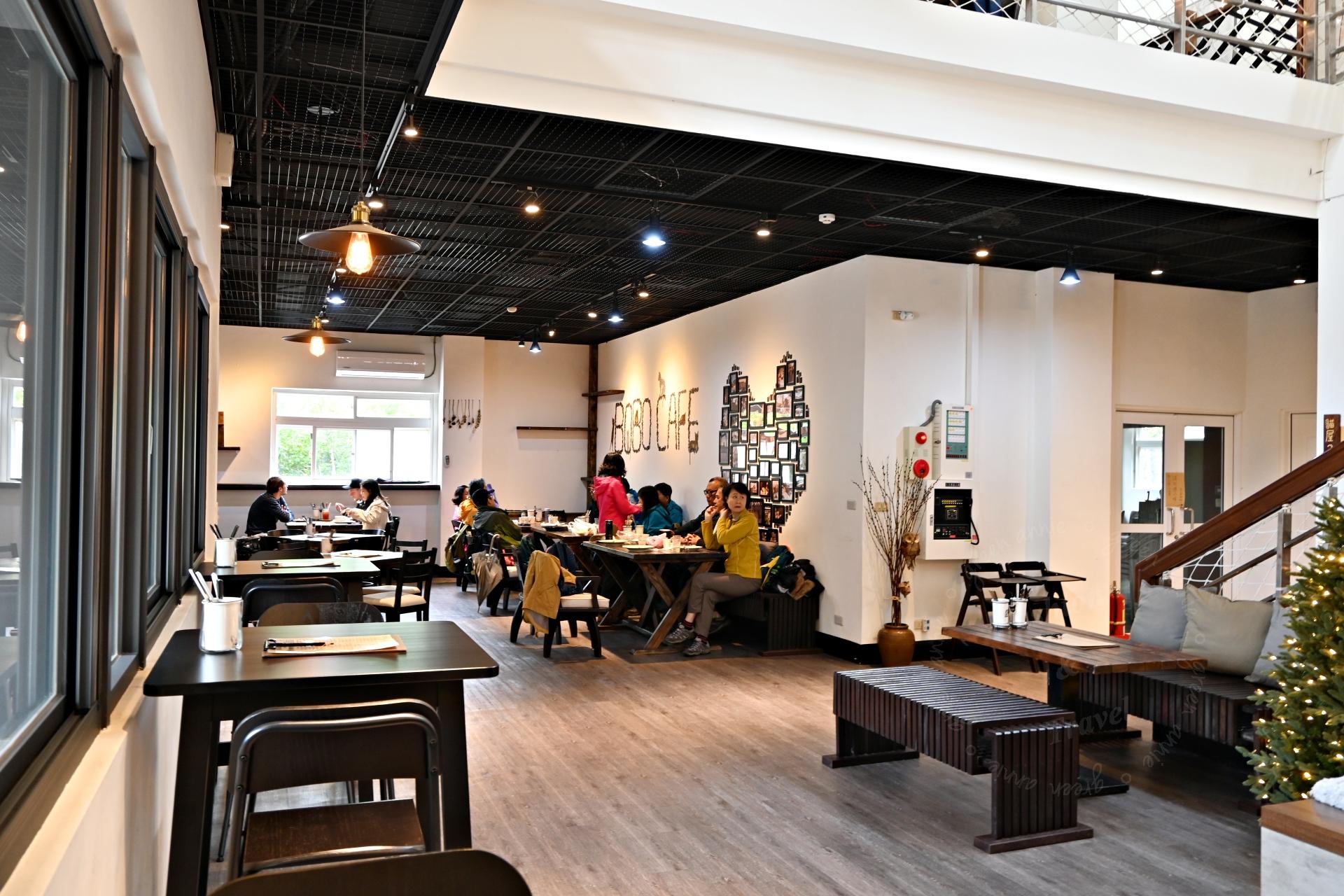 Bo.Bo.Cafe 豹豹咖啡·森林館