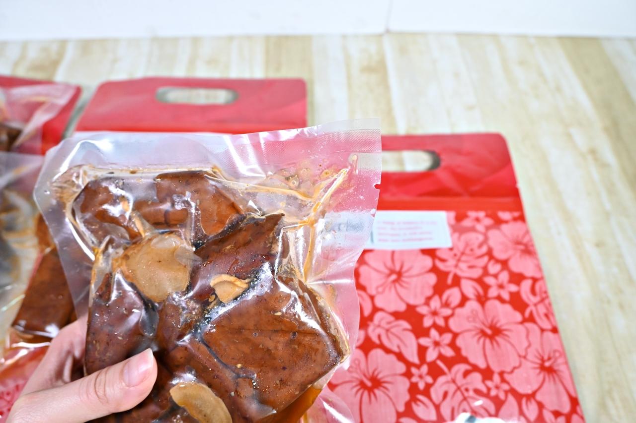 有幸福CAFE宅配美食:秘汁手工豆干推薦和英式太妃糖、夏威夷豆豆先生堅果塔伴手禮