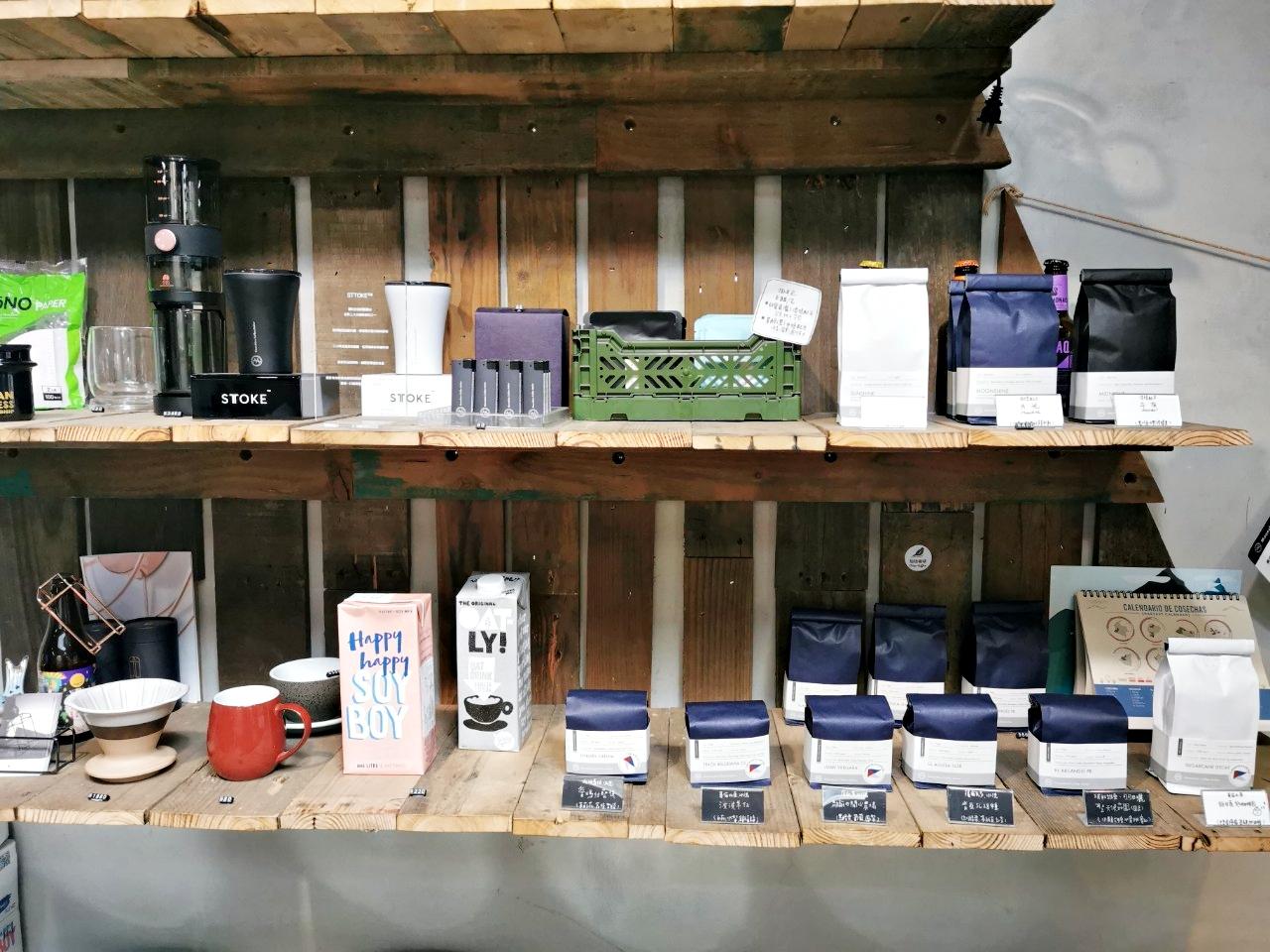 大安區咖啡廳:Moonshine Coffee Atelier私釀咖啡商行,手沖咖啡、義式咖啡好喝