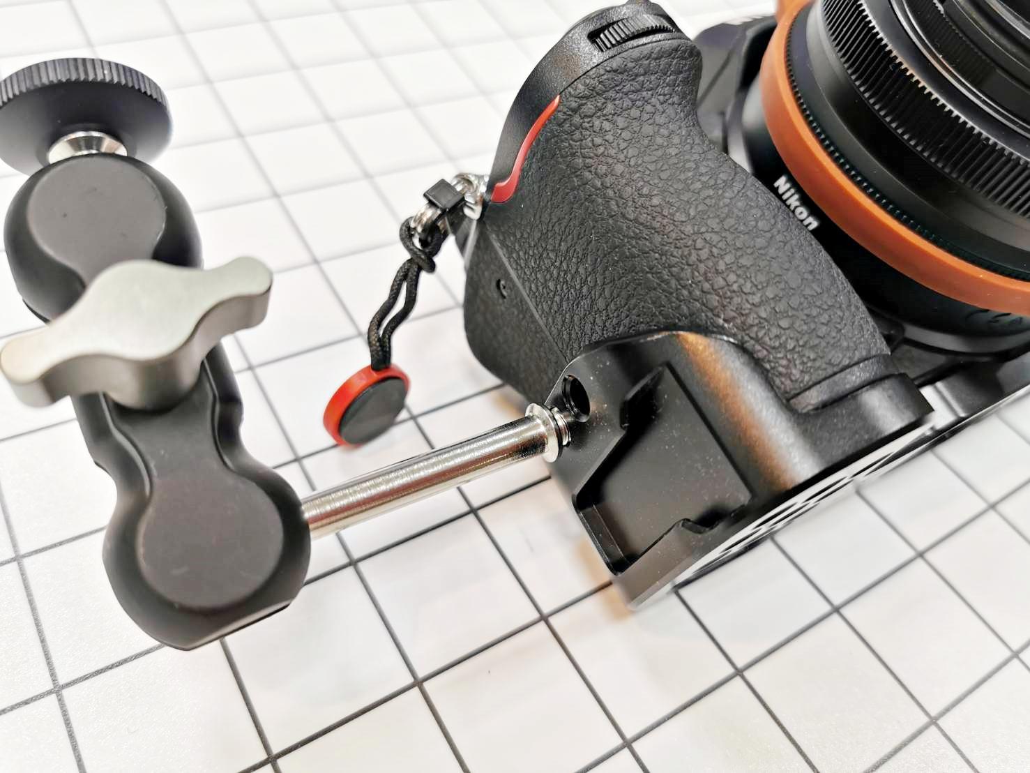 腳架推薦:徠圖LeofotoMT-03腳架搭配MBC-20球型雲台,手機、相機都適用