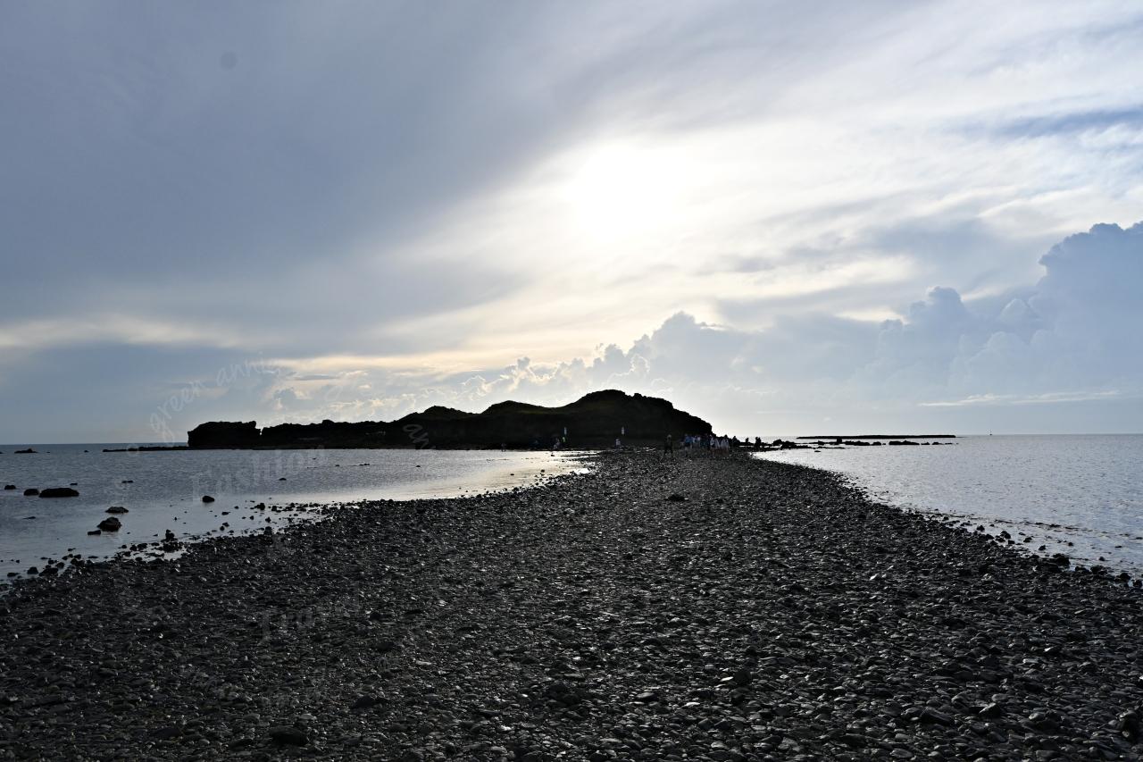 澎湖必去景點-摩西分海