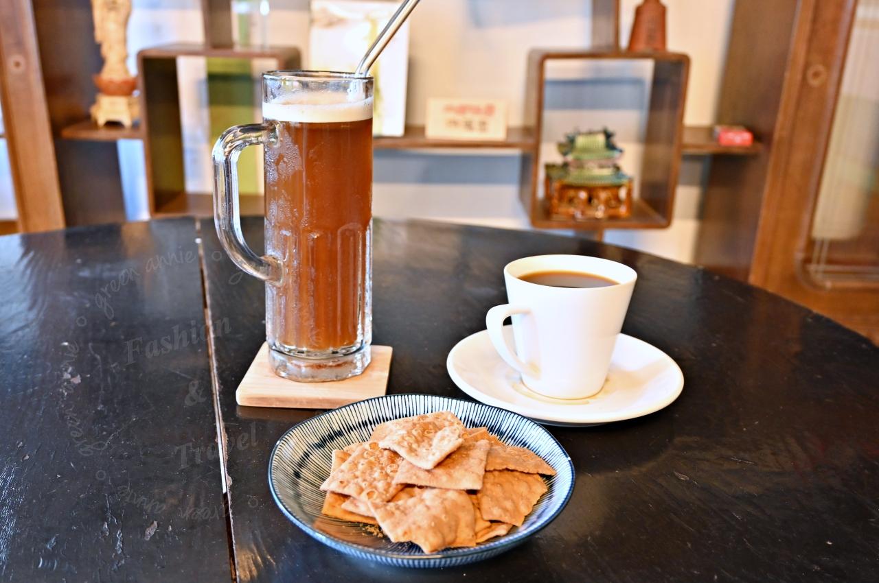 嘉義咖啡廳-玉山旅社咖啡,嘉義老屋咖啡