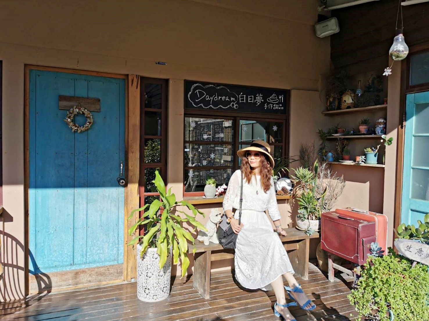 嘉義咖啡廳:白日夢甜點咖啡,隱身巷內的超好吃手作甜點