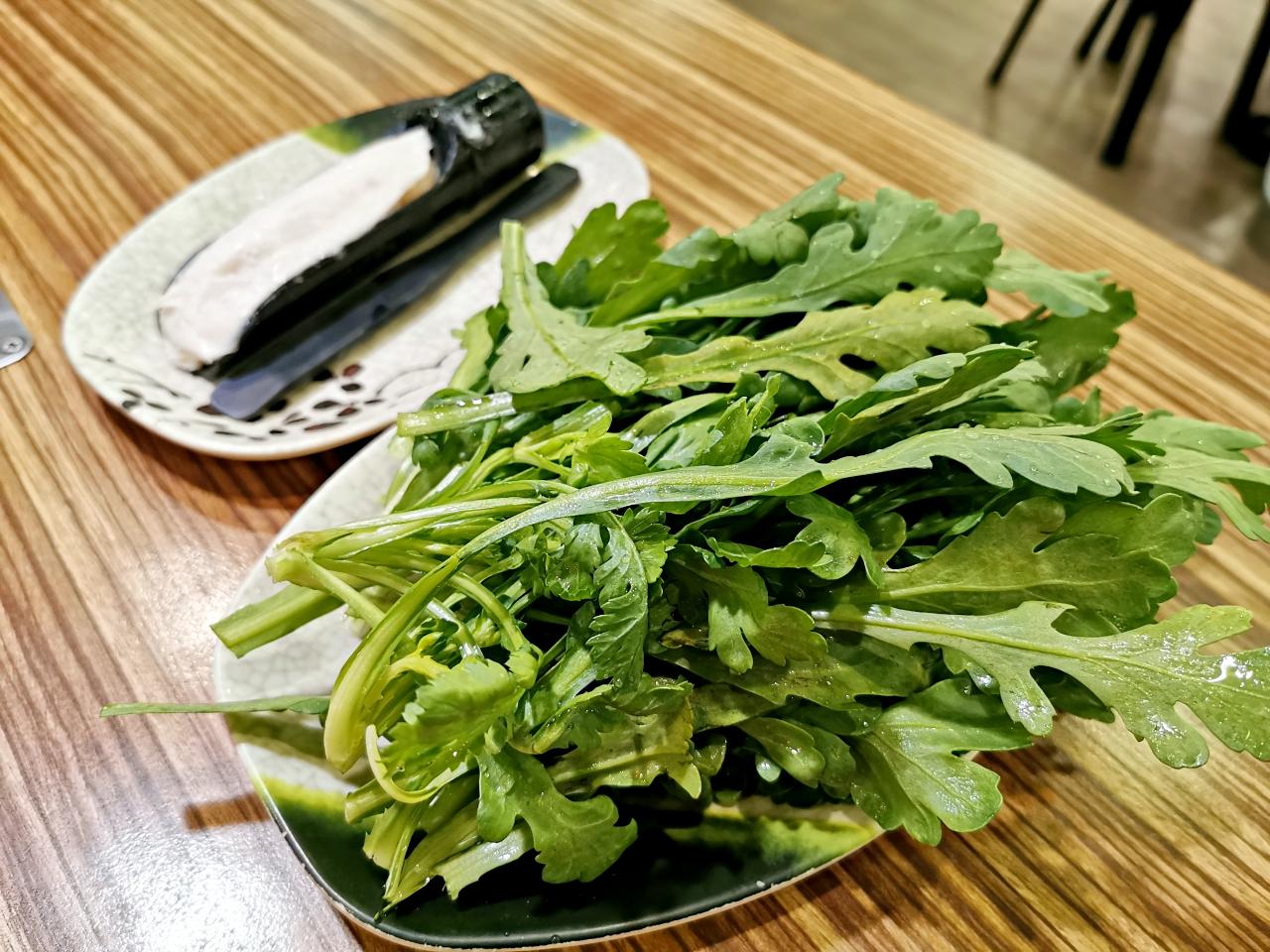 三重美食:山羊城全羊館羊肉爐總店,推薦蔬菜羊肉爐