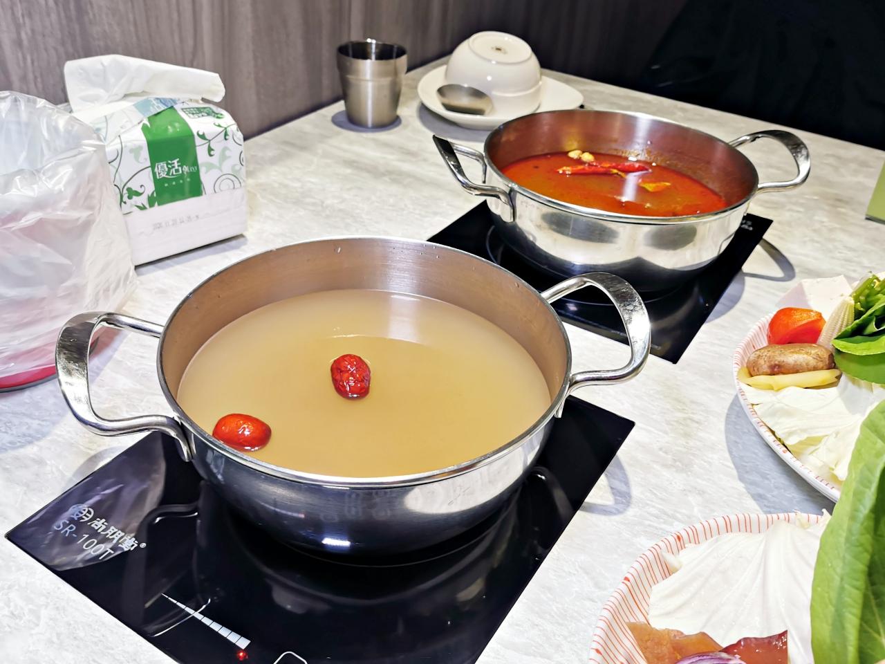 永和火鍋推薦:肉出微笑 Let's V V Chou 料好實在的火鍋,現在開鍋還有加碼送