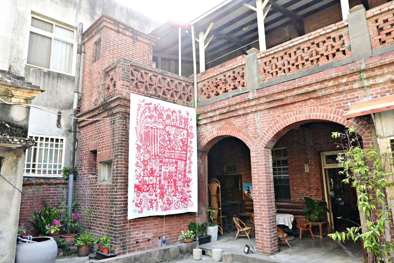 出城藝術展:第五屆「香路輕旅圖」走出美術館讓藝術品有專屬自己的情境場域,沿路有美食和好風景DAY-2
