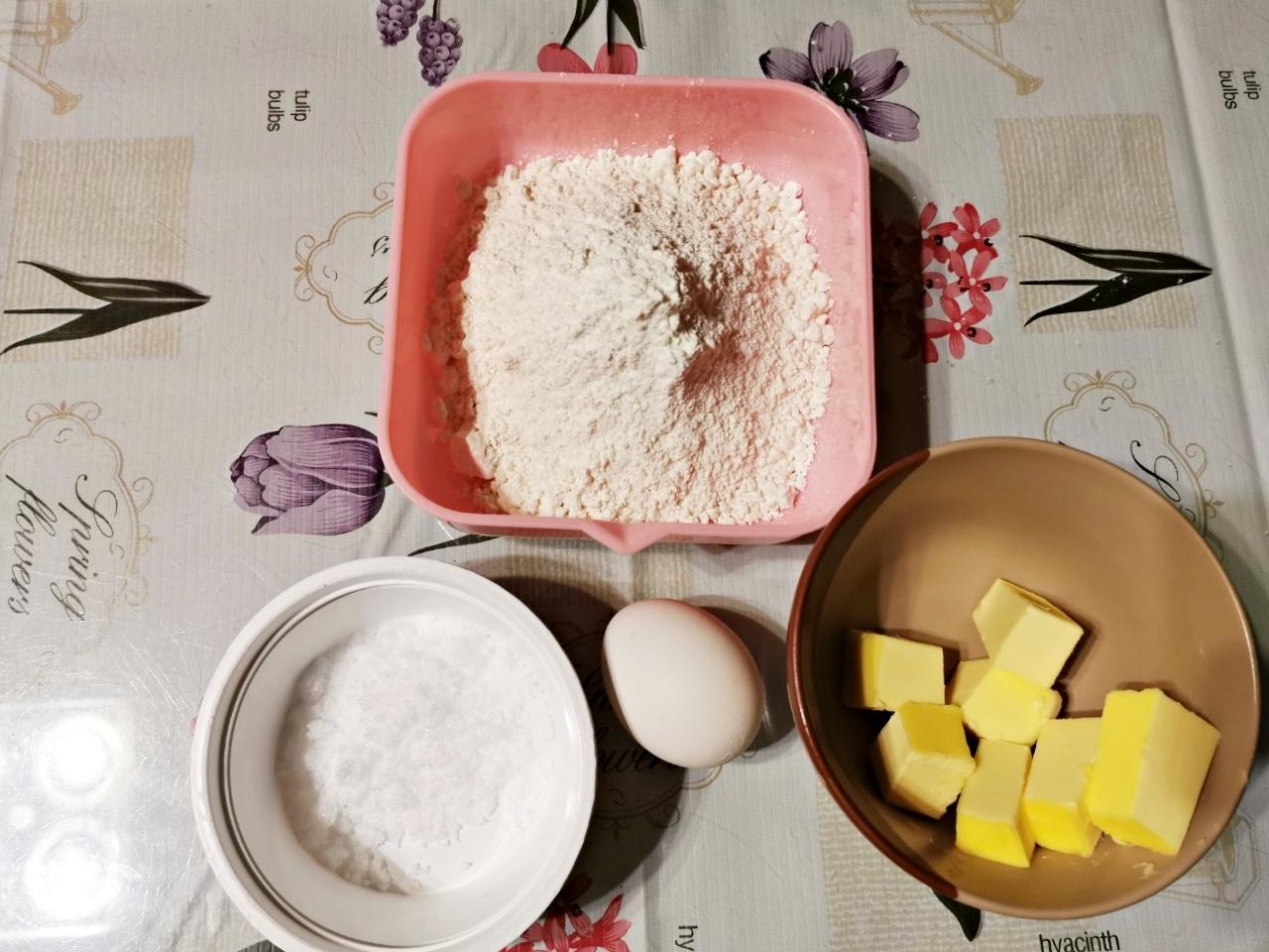 【烘焙日記】檸檬塔食譜、作法、注意事項及準備材料