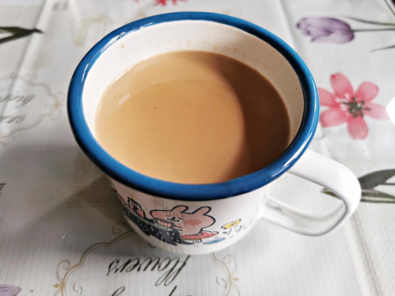 在家也能輕鬆煮出濃郁的鍋煮奶茶