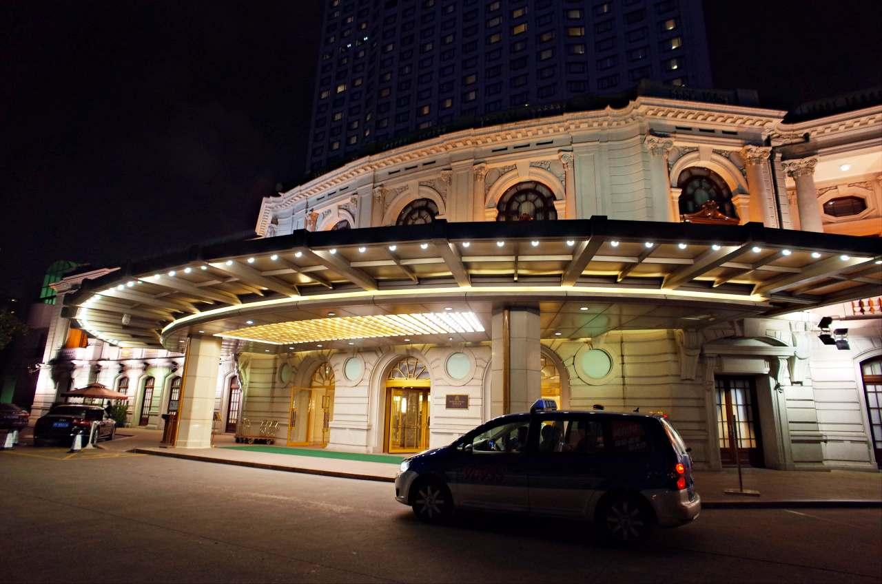 上海住宿推薦:上海花園飯店Okura Garden Hotel,交通方便位市中心法租界的法國俱樂部舊址