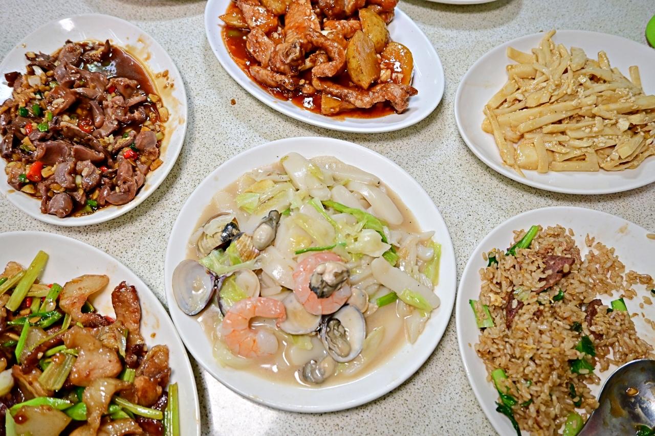龍山寺美食:華西街的醉華樓菜館,餐點價格便宜又好吃,推薦一定要試試糖醋排骨-捷運龍山寺站